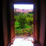 Vue de Ben Cherru - à 2 jours de marche de Ourthane